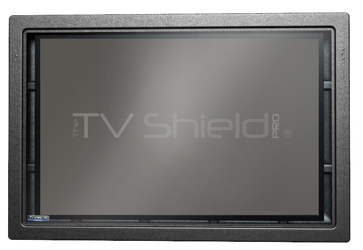 The TV Shield weatherproof TV case